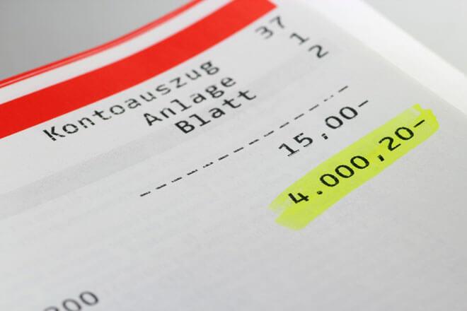 Maßnahmen zur Liquiditätssicherung