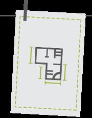 Grafik: Objektunterlagen